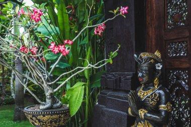 statuette of a Hindu deity