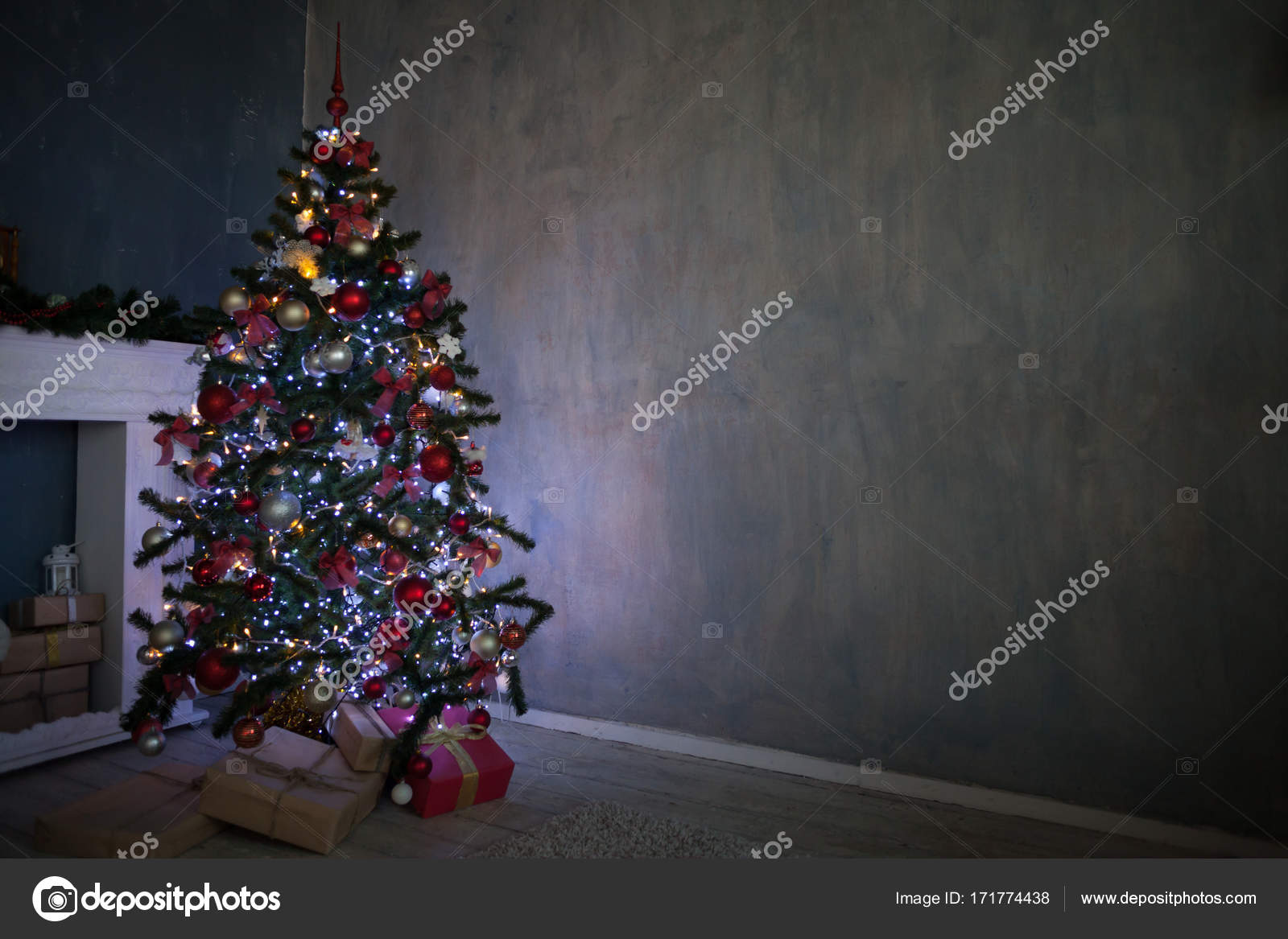 Christmas tree garlands for the New Year 2017 do it yourself 23