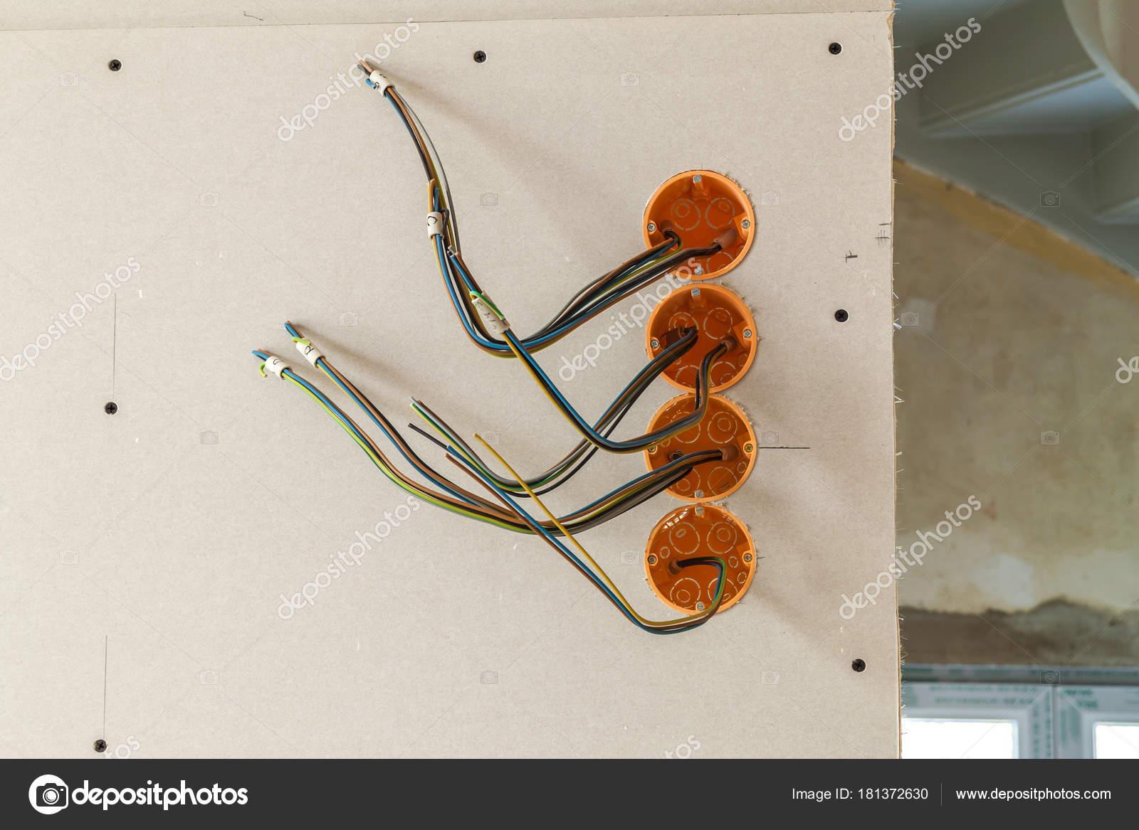 Schema Elettrico Trattore : Nuovo impianto elettrico
