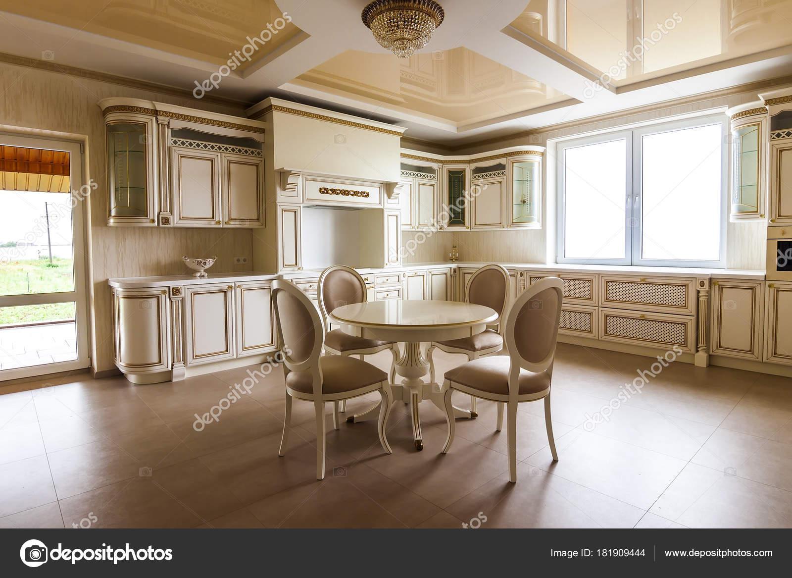 Interieur Luxe Cuisine Equipee Moderne Cuisine Maison Avec Armoires