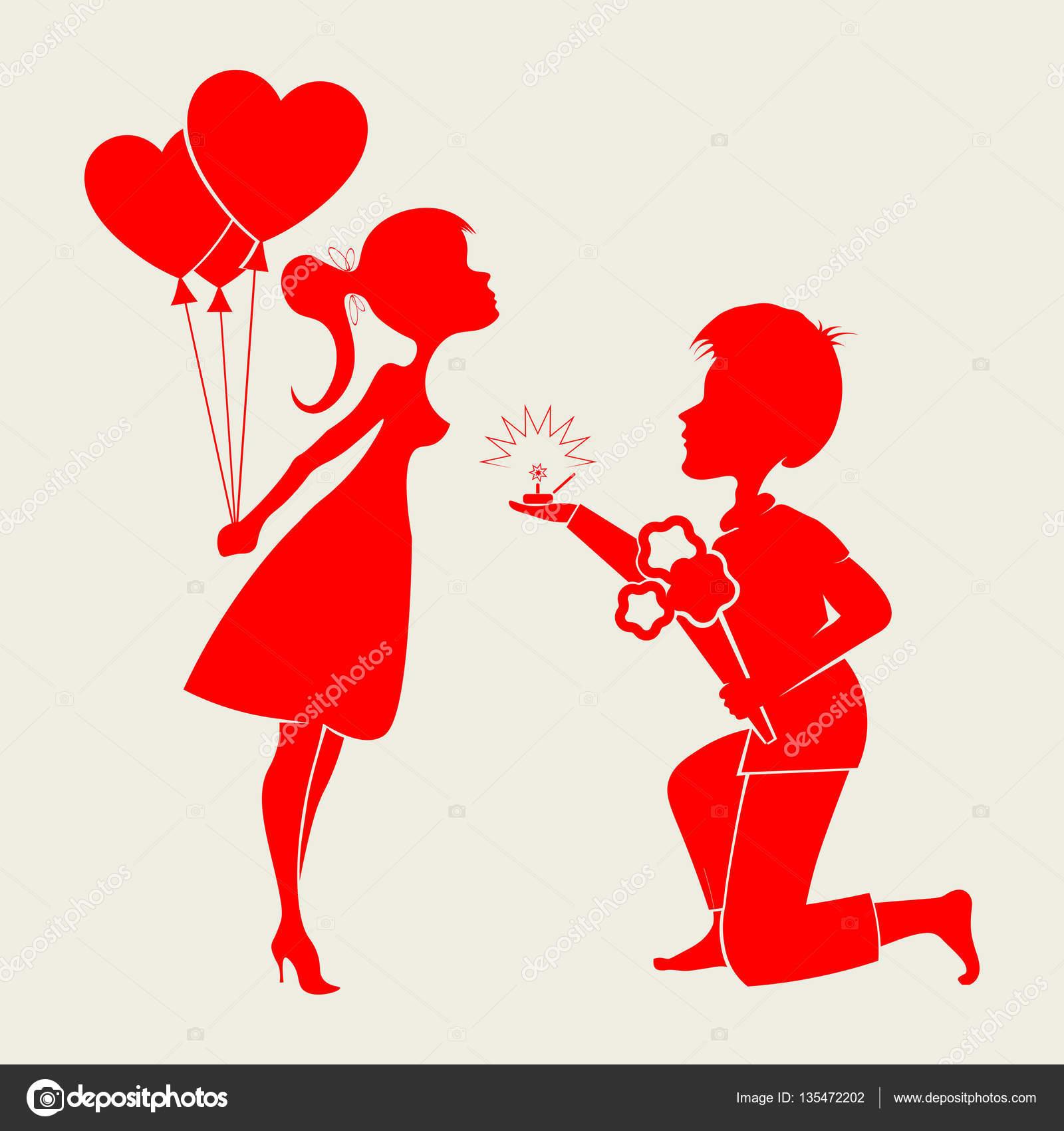 Красивые картинки пара влюбленных