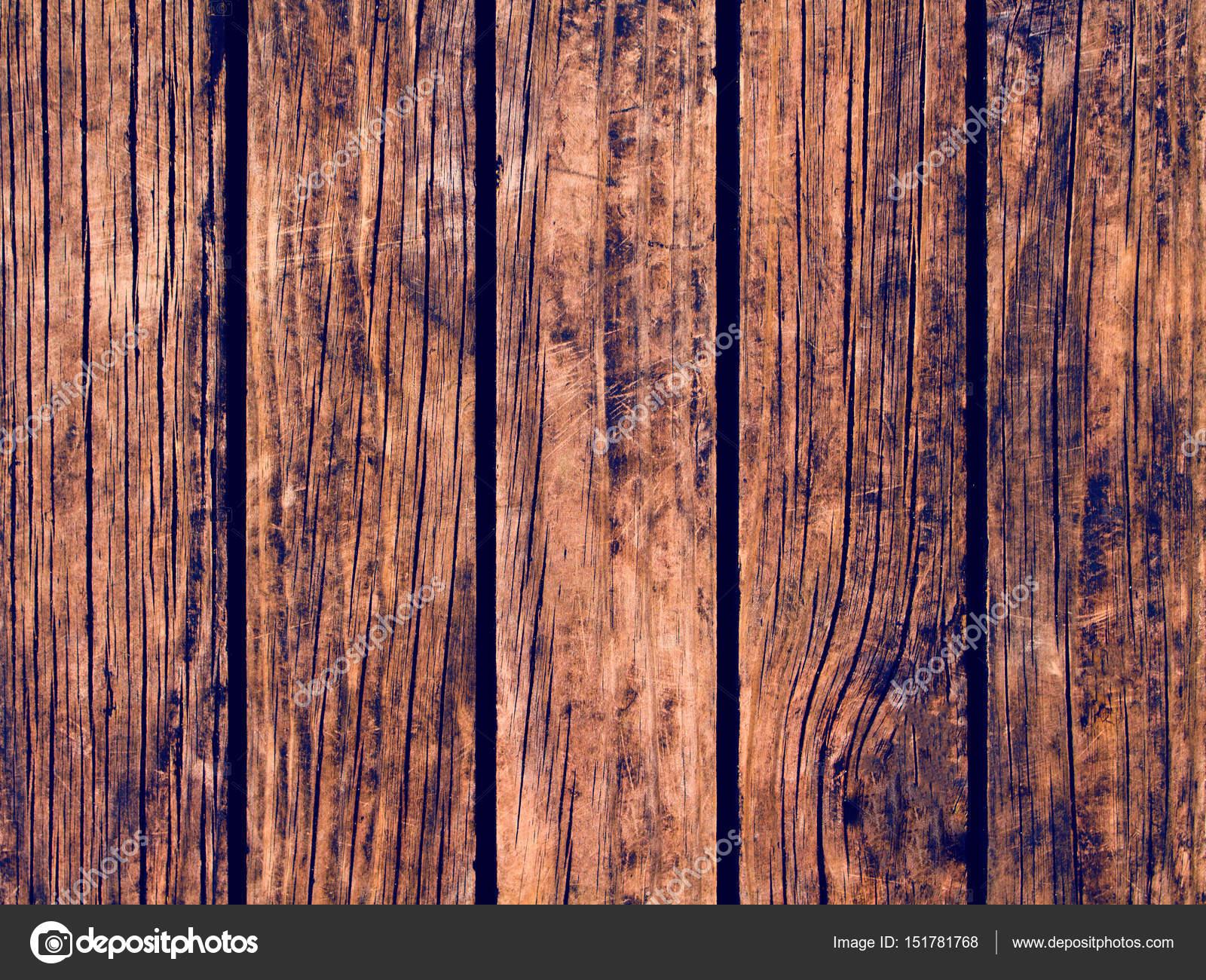 Dark Wood Texture With Vertical Lines Warm Brown Wooden Background