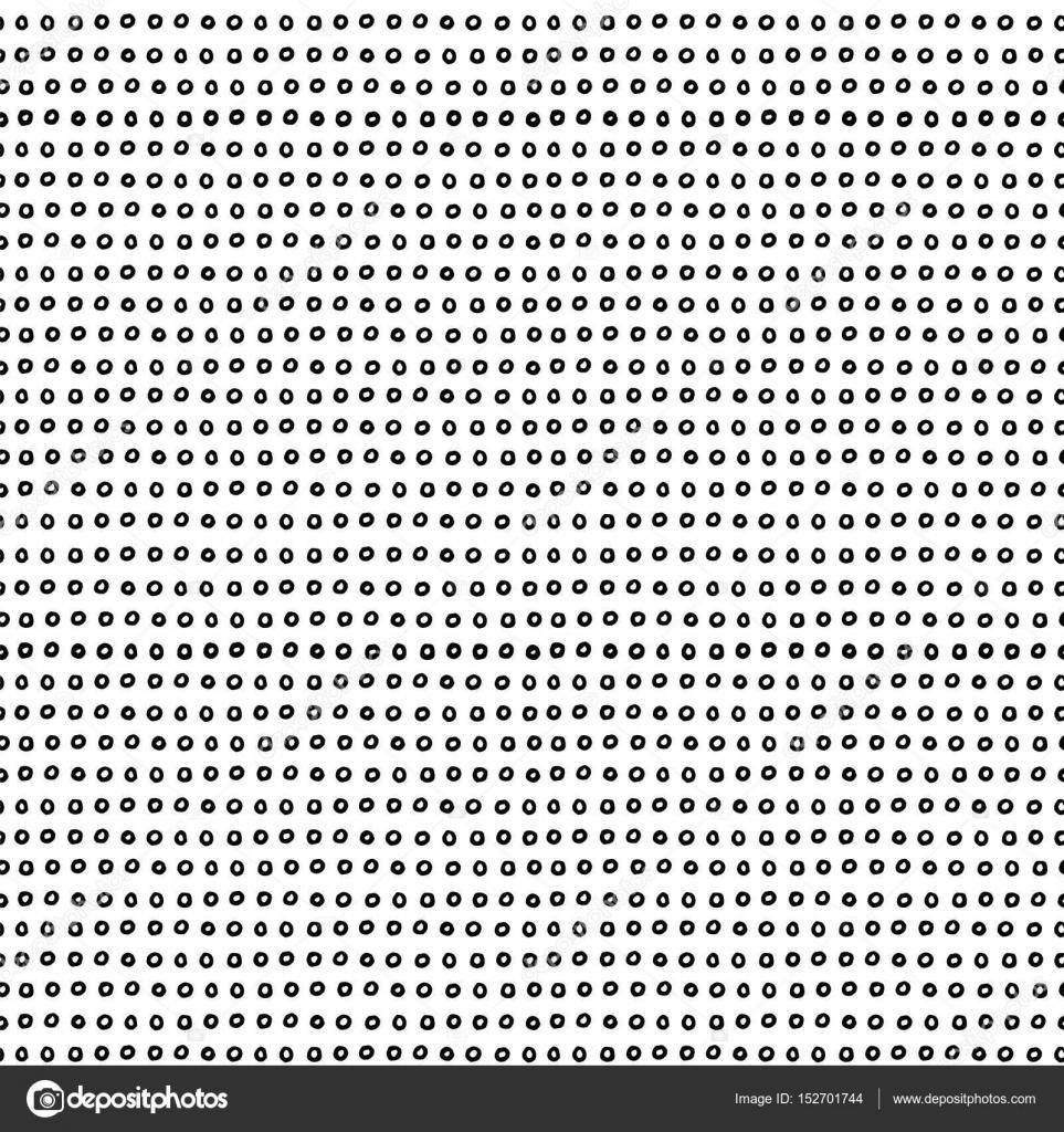 Fantastisch Einfache Schwarz Weiß Gekritzelt Ornament. Minimaler Hintergrund Dekor  Fliesen. Tintentropfen Auf Weißem Hintergrund. Geschenkpapier U2014 Vektor Von  Davdeka