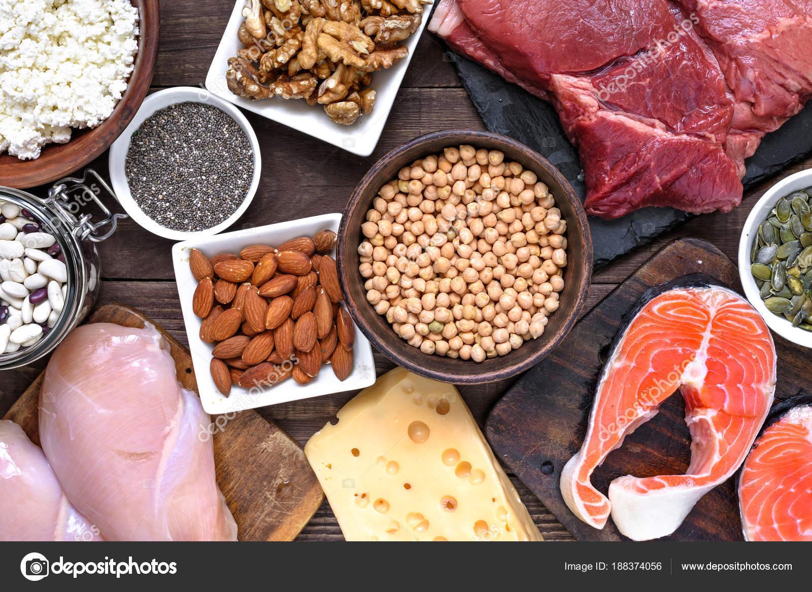 eiwitten in noten