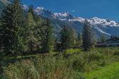 francouzské alpské krajiny