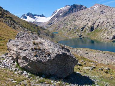 glacier of saint sorlin - col de la croix de fer - savoie,france