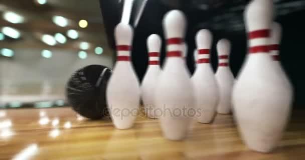 Bowling super útok