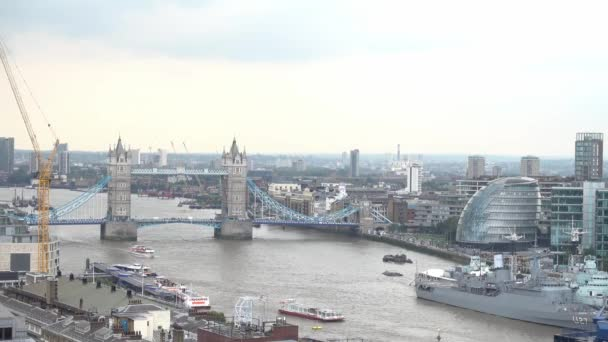 LONDON / ENGLAND - SEPTEMBER 19, 2016:Tower Bridge in London, the UK