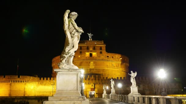 view of the Castel SantAngelo (now a national museum)