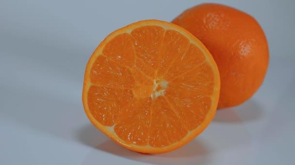 Sliced Orange - fresh from the market