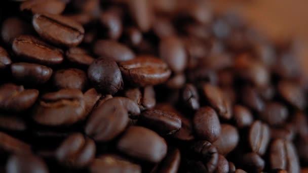 frisch gerösteter kaffeebohnen