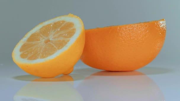Juicy fruits - Orange and Lemon