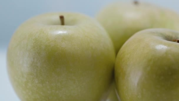 Healthy fruits - fresh apples