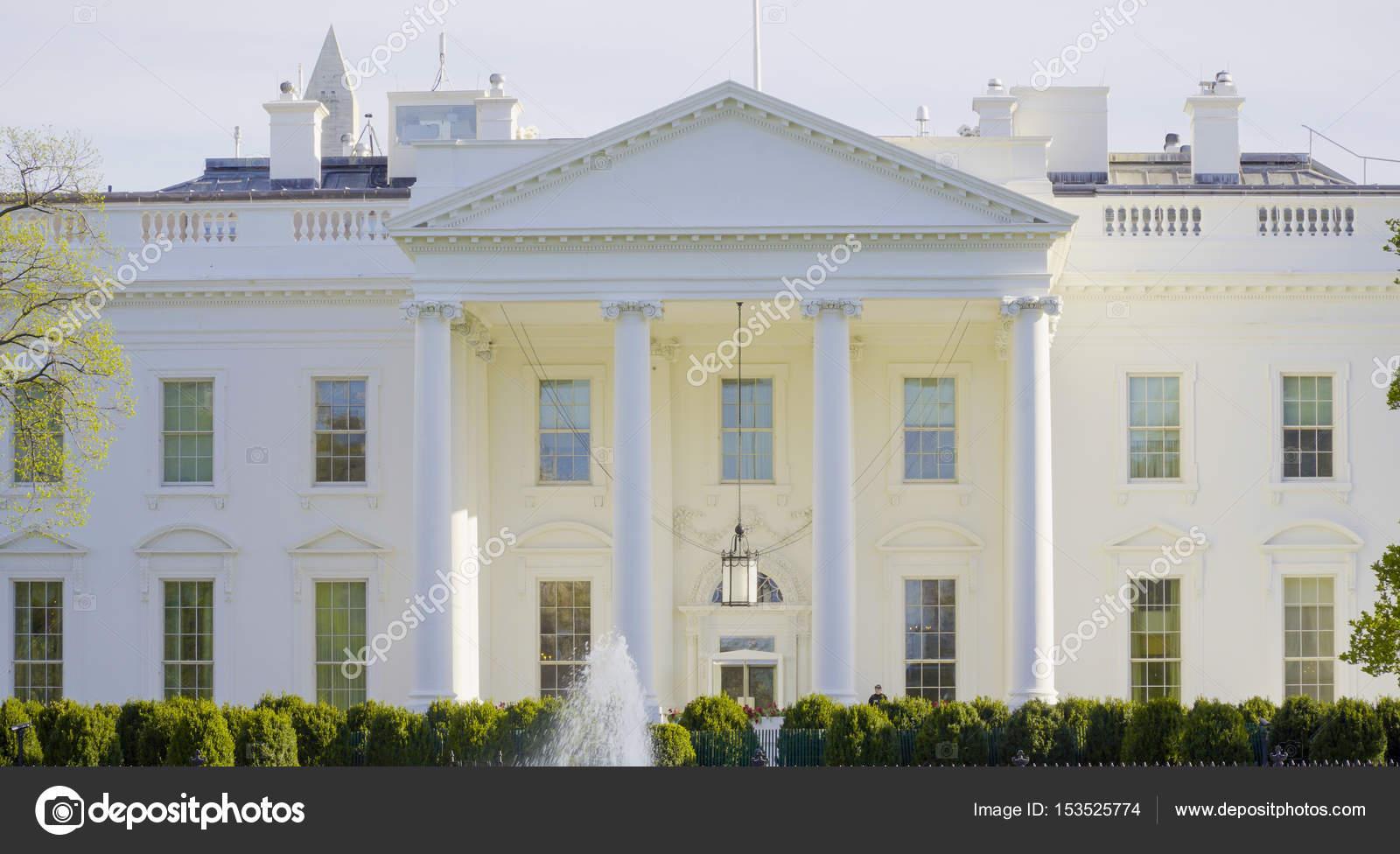 Adresse plus célèbre aux etats unis la maison blanche washington dc columbia image de 4kclips