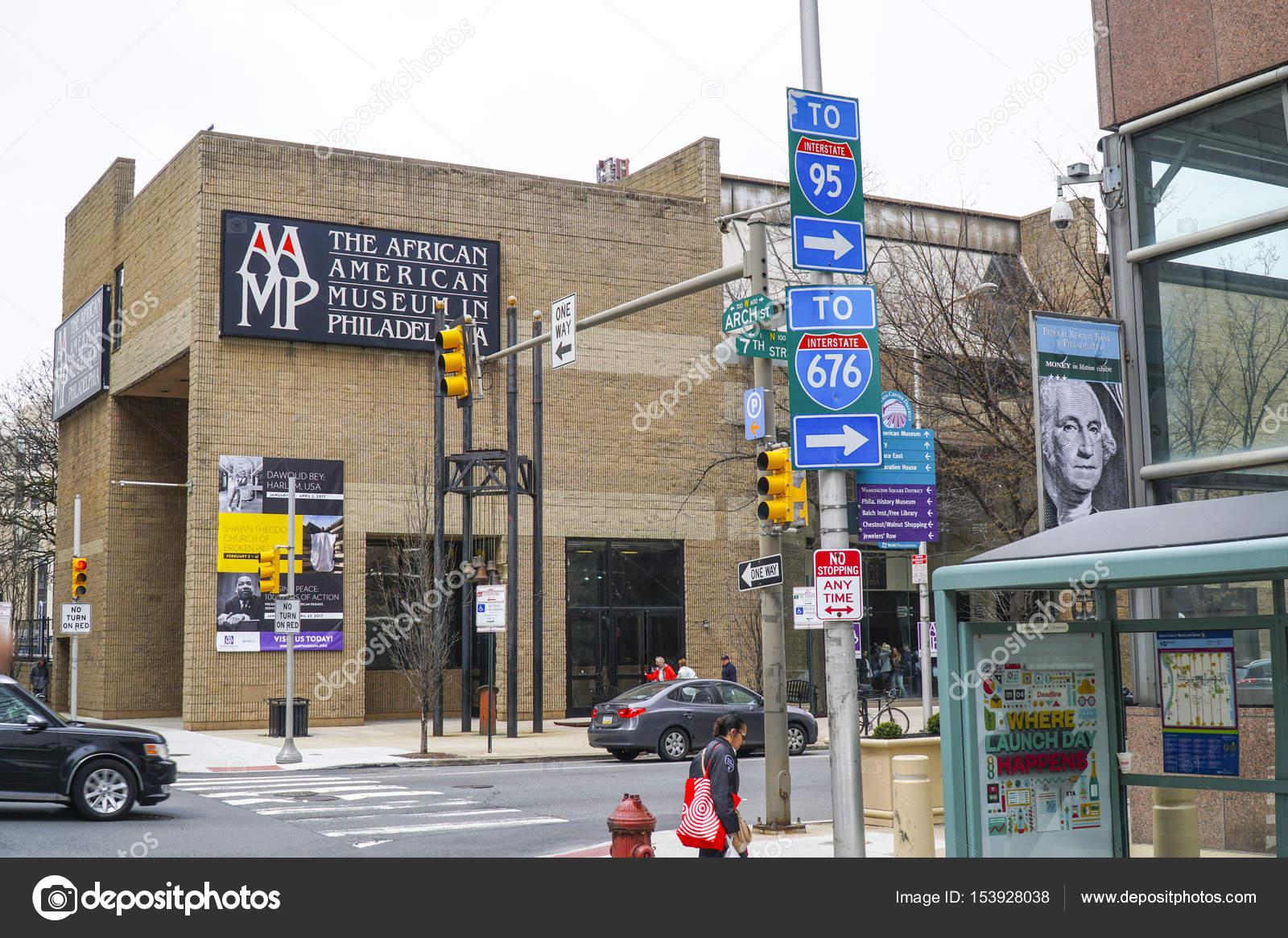 The African American Museum In Philadelphia Philadelphia