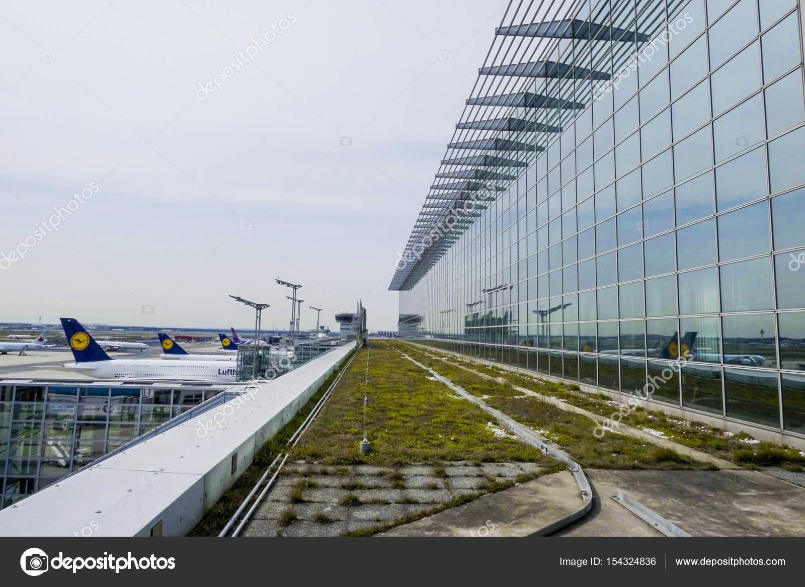 Frankfurt Airport Ankunft Terminal 2