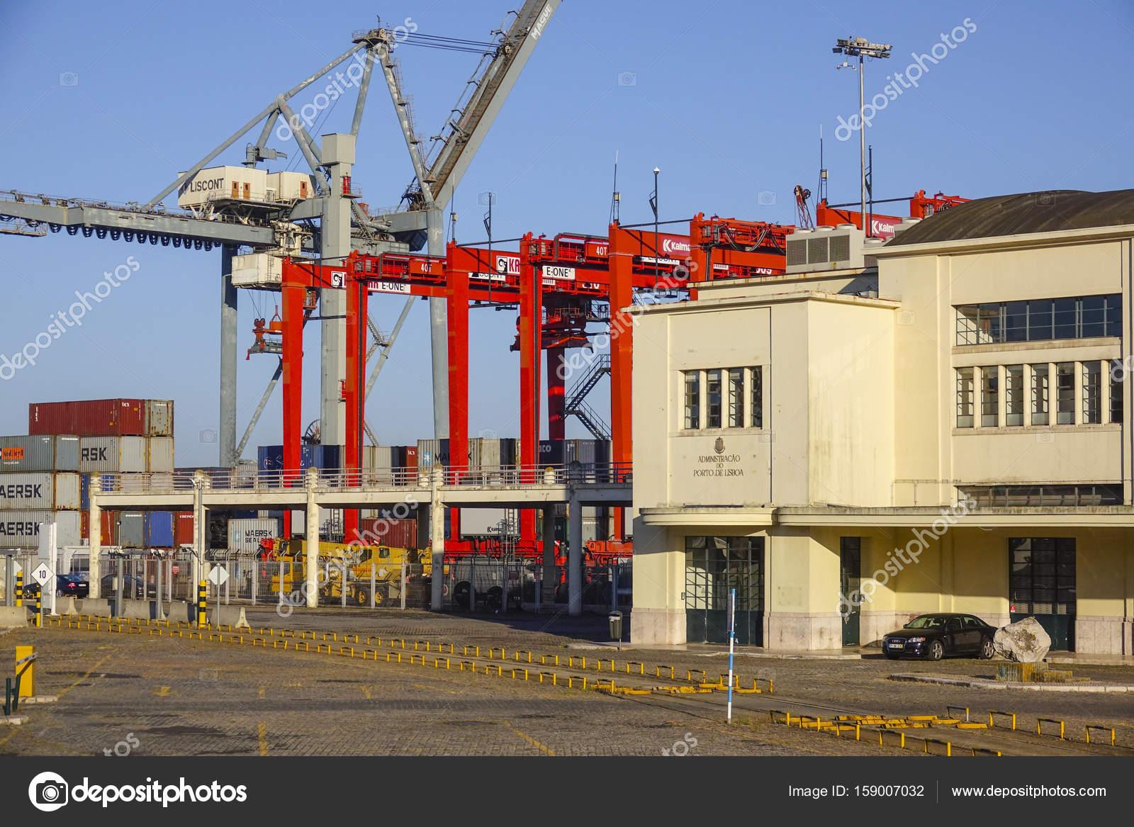 Port de lisbonne administration bureau lisbonne portugal 17