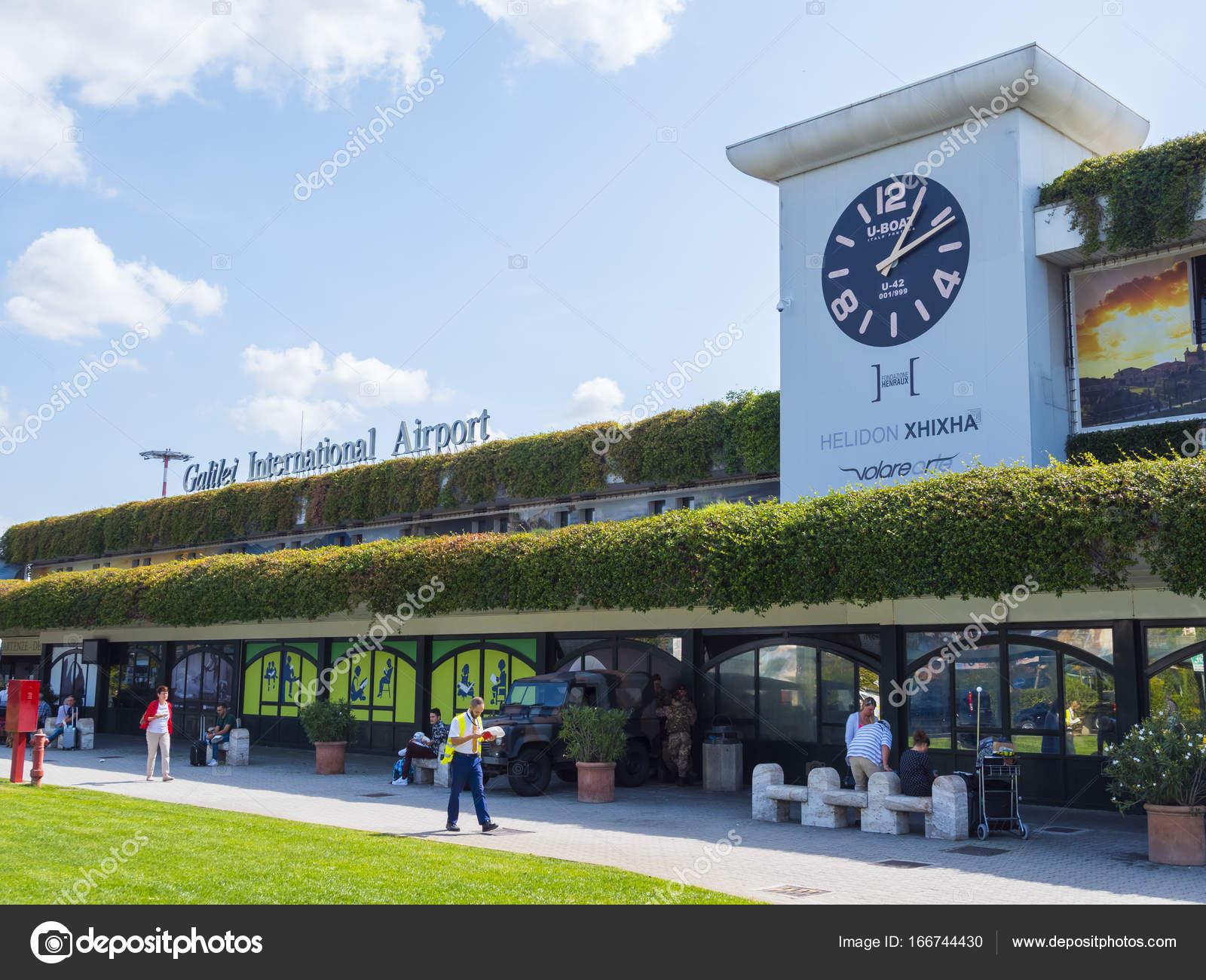 Aeroporto Pisa : Aeroporto internazionale galileo di pisa pisa italia