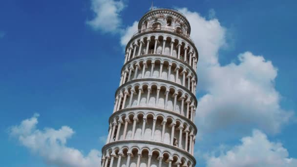 Most famous tourist attraction in Pisa - The Leaning Tower
