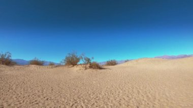 Amazing Death Valley National Park - the Mesquite Sand Dunes