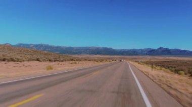Amazing country roads in Utah - POV driving