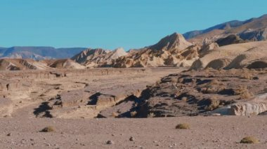 The beautiful and amazing Death Valley National Park in California