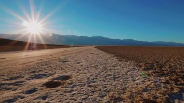 The amazing Death Valley National Park in California