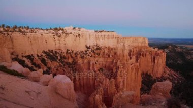 Most beautiful landmark in Utah - the famous Bryce Canyon National park