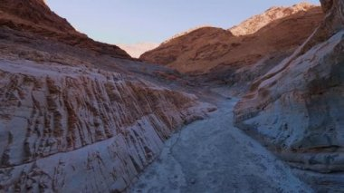Amazing Mosaic Canyon at Death Valley National Park California