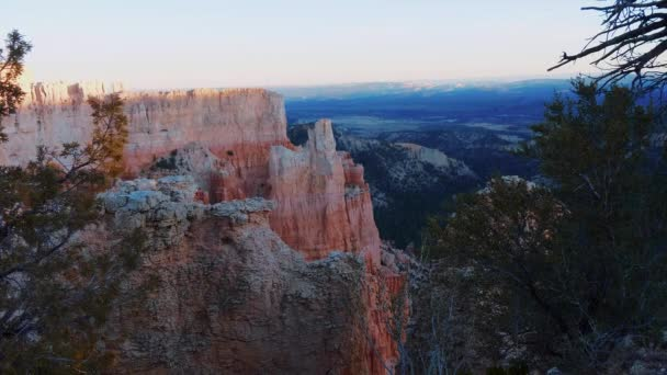 Félelmetes széles szög Kilátás mint Bryce Canyon Nemzeti Park Utah