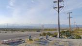 Der Windmühlenpark von Palm Springs - CALIFORNIA, USA - 18. MÄRZ 2019