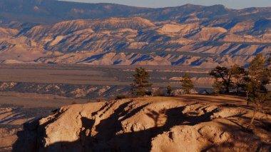 Fantastic view over wonderful Bryce Canyon in Utah