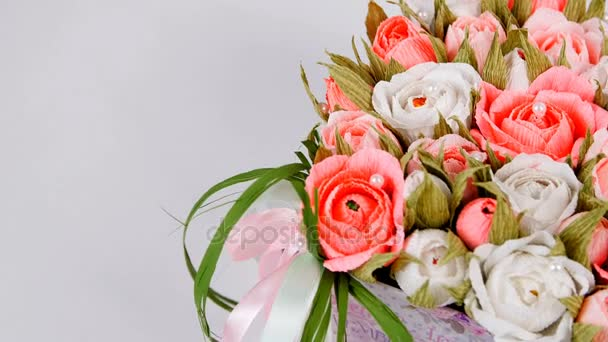 Flower gift for a girl, a woman, a loved one