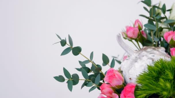 Věda floristika, herbář
