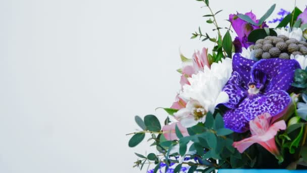 colorful bouquet, giving a wonderful fragrance of happiness