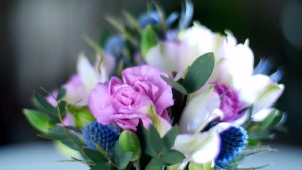 Křehkost božské květinová kráska