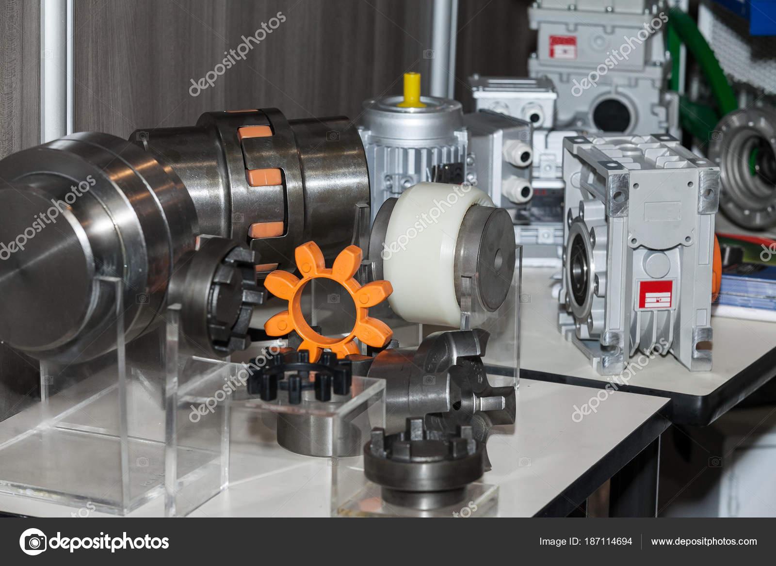 Auto Parts Vehicles Parts Vehicle Engines — Stock Photo ...