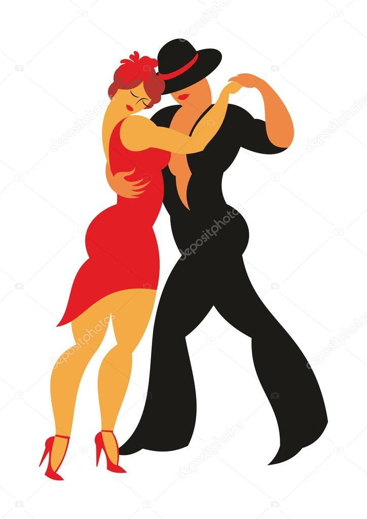 The Argentinean tango