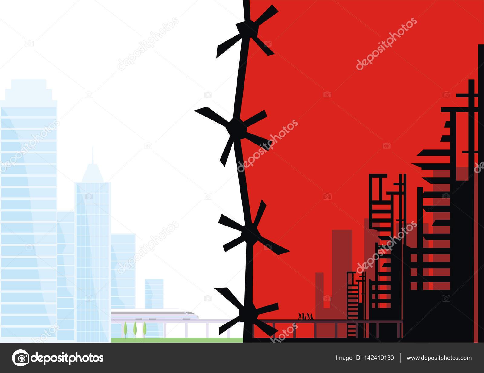 poster template about migrants stock vector belova8516 yandex ru