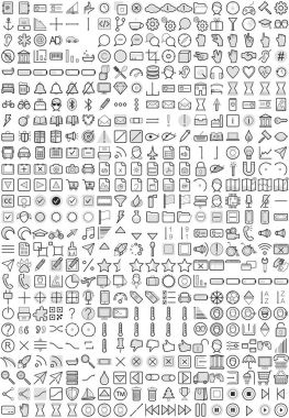 486 Web Application Icons