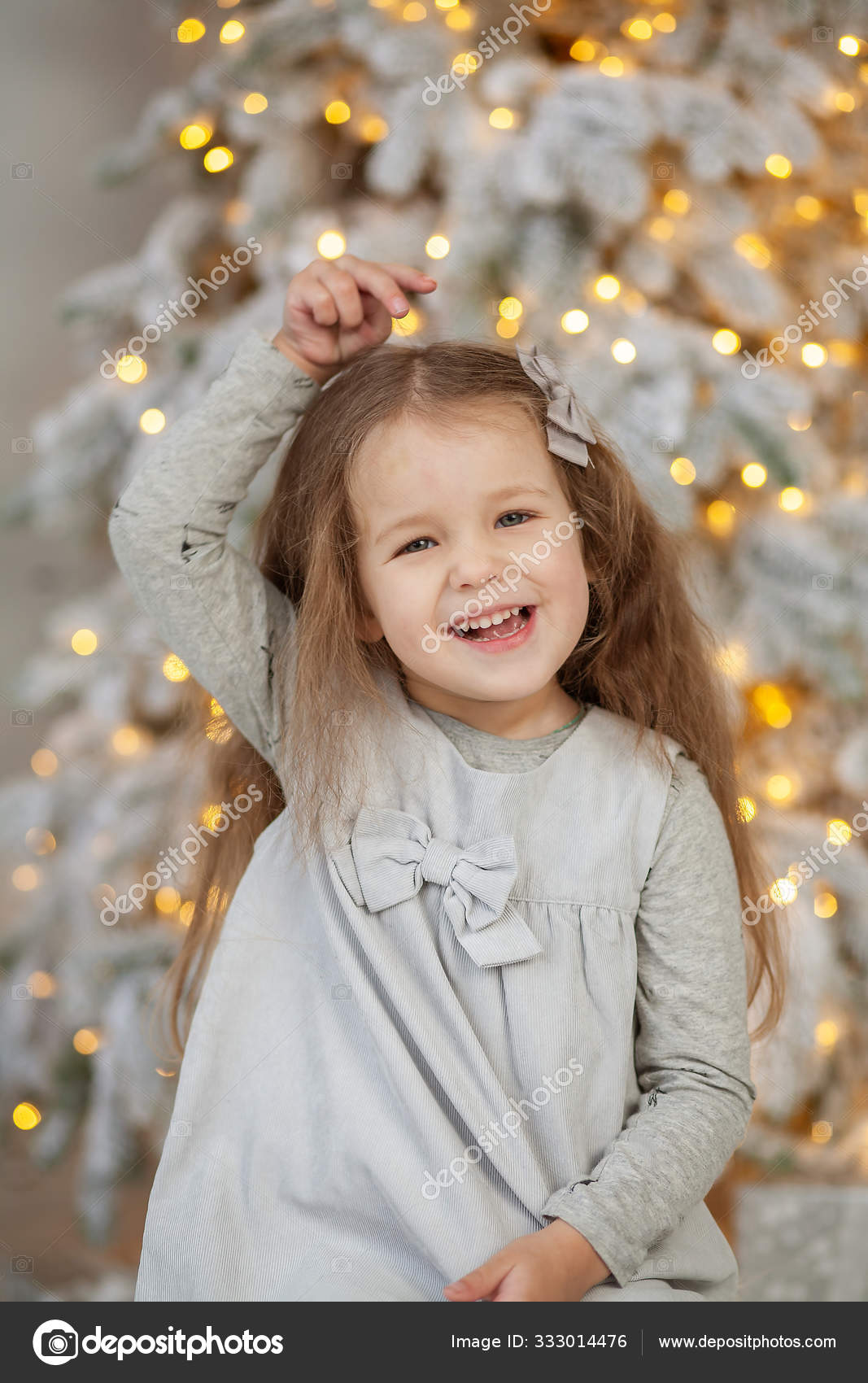 2021 Christmas Lights Little Cute Girl Bright Christmas Lights New Year 2021 Christmas Stock Photo Image By C Fotka Anna Gmail Com 333014476