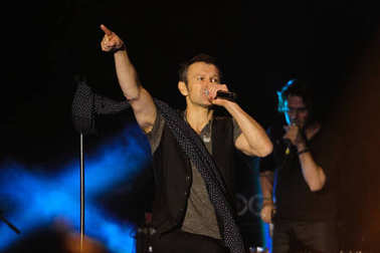 Ukrainian singer Svyatoslav Vakarchuk