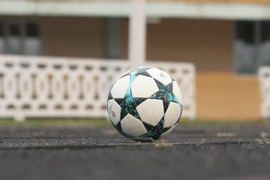 The official ball of the UEFA Champions League