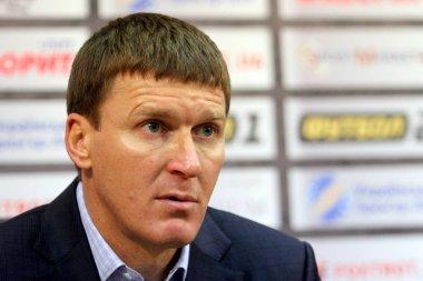 Ukrainian football coach Vasyl Sachko