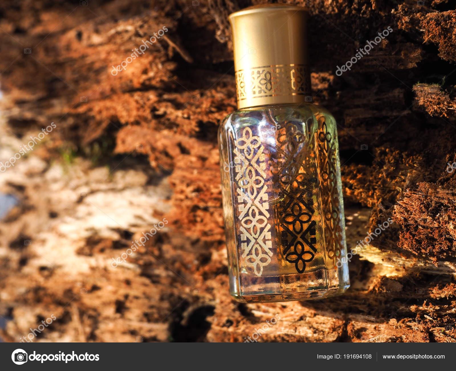 Arabian Oud Attar Perfume Agarwood Oil Fragrances Mini
