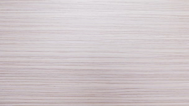 Wood panel with horizontal lines. Empty abstract static background closeup