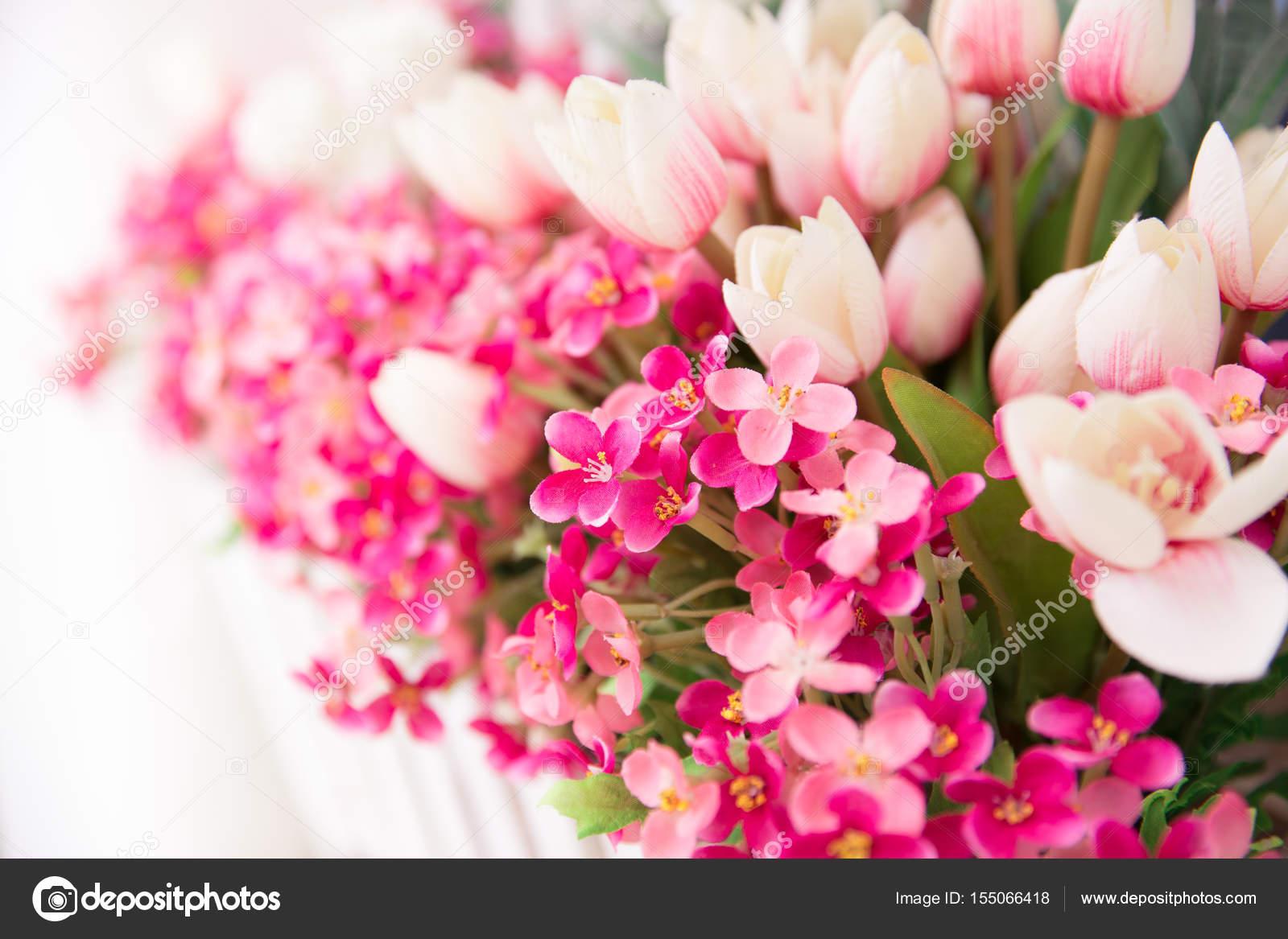 Decoration De Belle Fleur Rose Pour Le Fond D Amour Mariage