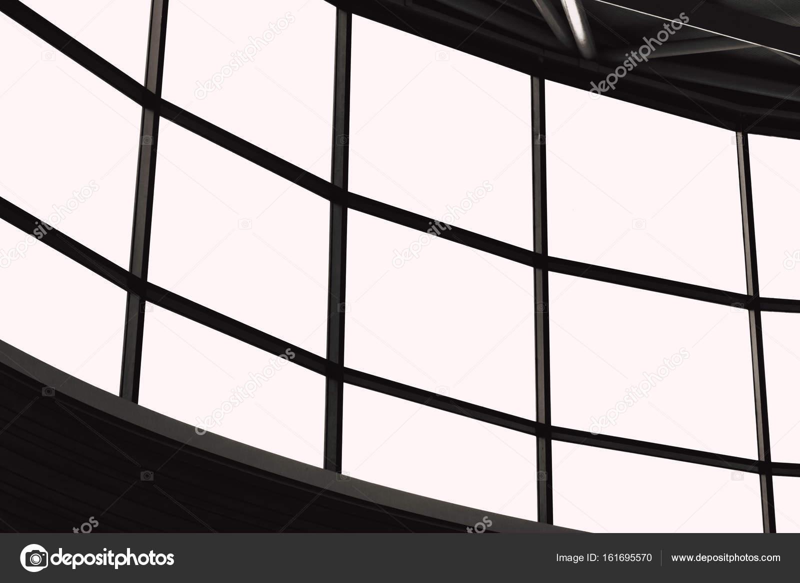 panel de ventanales o pantalla de visualización de múltiples en un ...