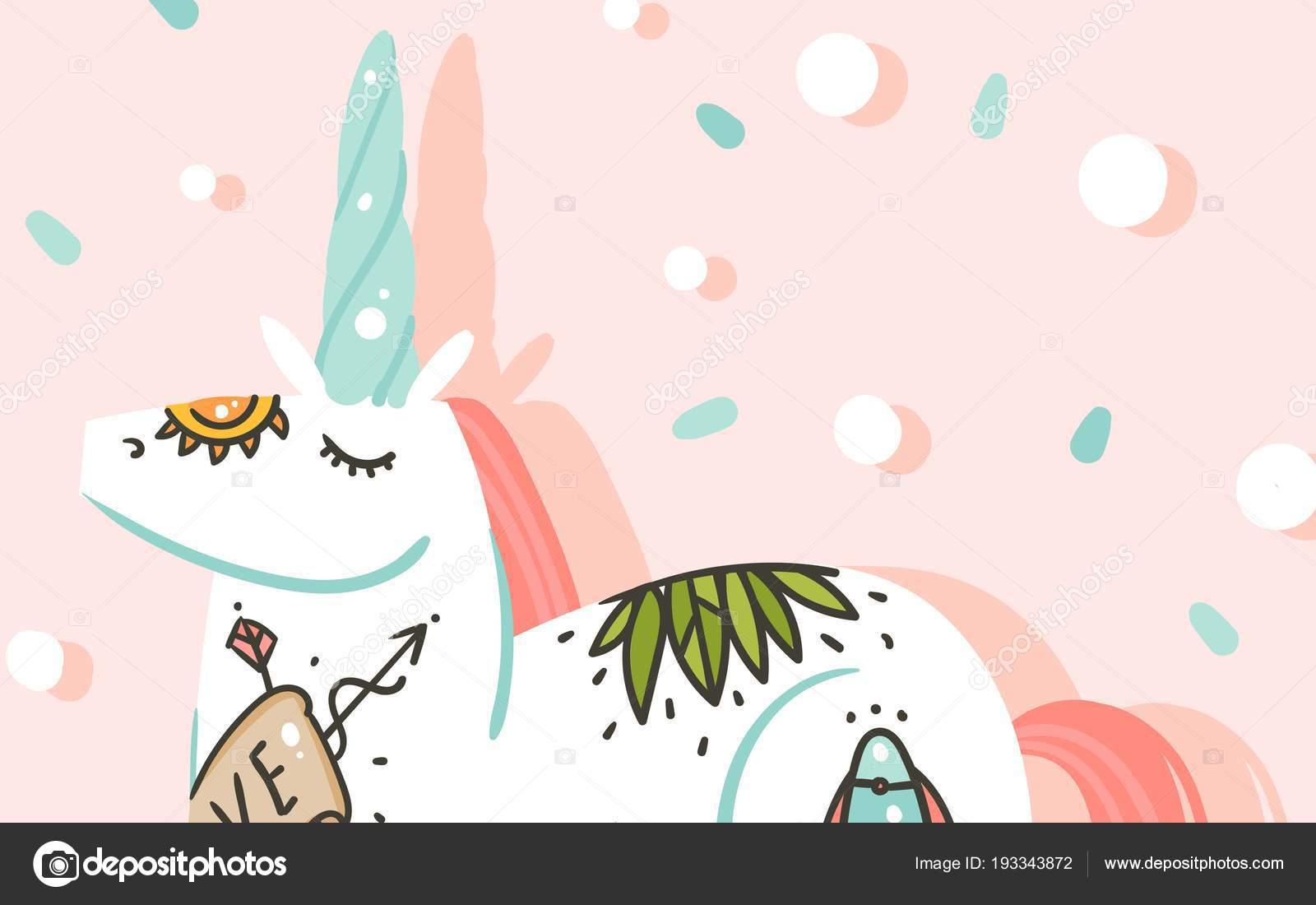 Ilustraciones de dibujos animados creativos gráficos Resumen vector ...