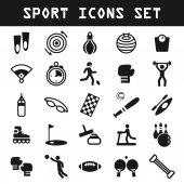 Velká sportovní sada ikon